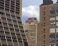 Les hausses de Newyorkais Image stock