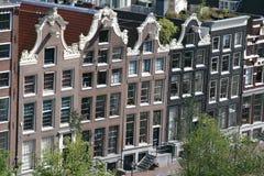 Les Hollandes, Amsterdam photos libres de droits