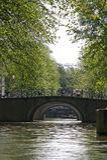 Les Hollandes, Amsterdam photographie stock libre de droits