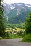 Les Houches, Frankrike Royaltyfri Fotografi