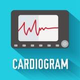 Les icônes plates de médecine ont placé le concept Vecteur Photo stock