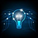 Les idées innovatrices coulent Images stock