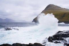 Les Iles Féroé Photographie stock libre de droits