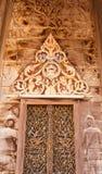 Les images antiques ont découpé en bois Image stock