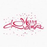 Les insignes de Joyeux Noël et de bonne année 2017, labels pour en emploient Images stock