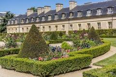 Les Invalides在巴黎。 库存图片