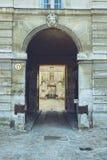 Les Invalides - прогулки города Парижа Франции путешествуют всход Стоковое Изображение
