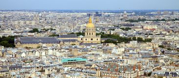 Les Invalides Royalty Free Stock Photos