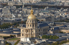 Les Invalides Fotos de Stock Royalty Free