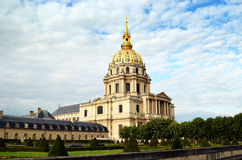 Les Invalides Royalty Free Stock Photography