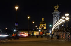 Les Invalides Stock Photography
