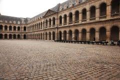Les Invalides стоковые фотографии rf