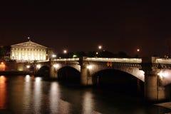 Les Invalides building, Paris stock photos