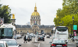 Les Invalides Royalty Free Stock Images