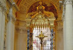 The National Residence of the Invalids - Paris Stock Images