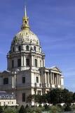 Les Invalides Paris France Stock Image