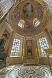 Les Invalides Interior Stock Photo