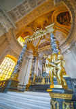 In Les Invalides Royalty Free Stock Image
