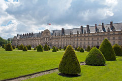 Les Invalides Museum paris Royalty Free Stock Images
