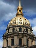 Les Invalides Parigi Fotografia Stock Libera da Diritti