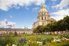 Les Invalides, Paris Stock Images