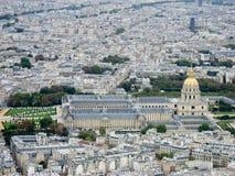 Les Invalides Paris Royalty Free Stock Images