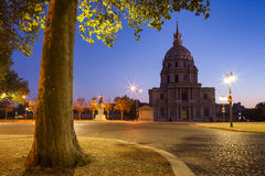 Les Invalides, Paris Stock Photo