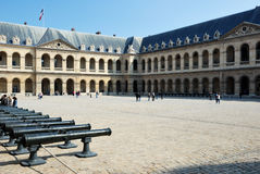 Les Invalides, Paris Stock Images