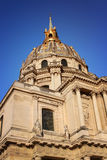 Les Invalides Paris Stock Photos
