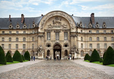 Les Invalides Paris Stock Images