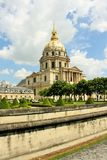 Les Invalides, Paris Stock Image