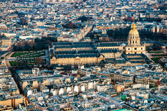 Les Invalides, Paris. Royalty Free Stock Photography
