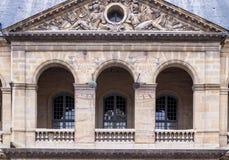 Les Invalides, Paris Royalty Free Stock Photo