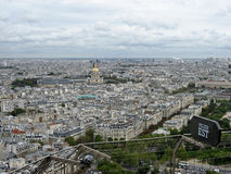 Les Invalides Paris France Royalty Free Stock Photography