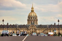 Les Invalides. Paris, France. Fotografia de Stock