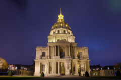 Les invalides, Paris, France Stock Images