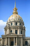 Les Invalides, Paris, France Photos stock