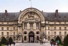 Les Invalides, Paris Royalty Free Stock Photos