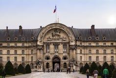 Les Invalides, Paris Stock Photography