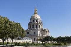 Les Invalides, Paris, France. Stock Photo