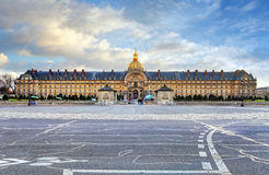 Les Invalides - Paris, France Stock Photo
