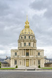 Les Invalides, Paris, France Royalty Free Stock Photography
