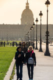 Les Invalides in Paris, France Stock Photography
