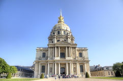Les Invalides. Paris, France Stock Photo
