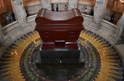 Les Invalides, tombe de Napoleon Bonaparte Paris, France, le 9 août 2018 photos stock