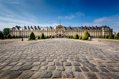 Les Invalides War History Museum in Paris Stock Images