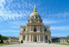 Les Invalids à Paris, France photo libre de droits