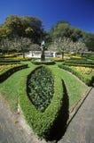 Les jardins élisabéthains Photographie stock