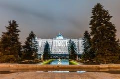 Les jardins de Sabatini à Madrid, Espagne Photo libre de droits