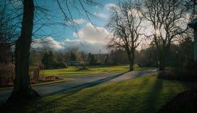 Les jardins de vallée, Harrogate images stock